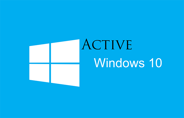 Hướng dẫn Active Window 10 mọi phiên bản dễ dàng