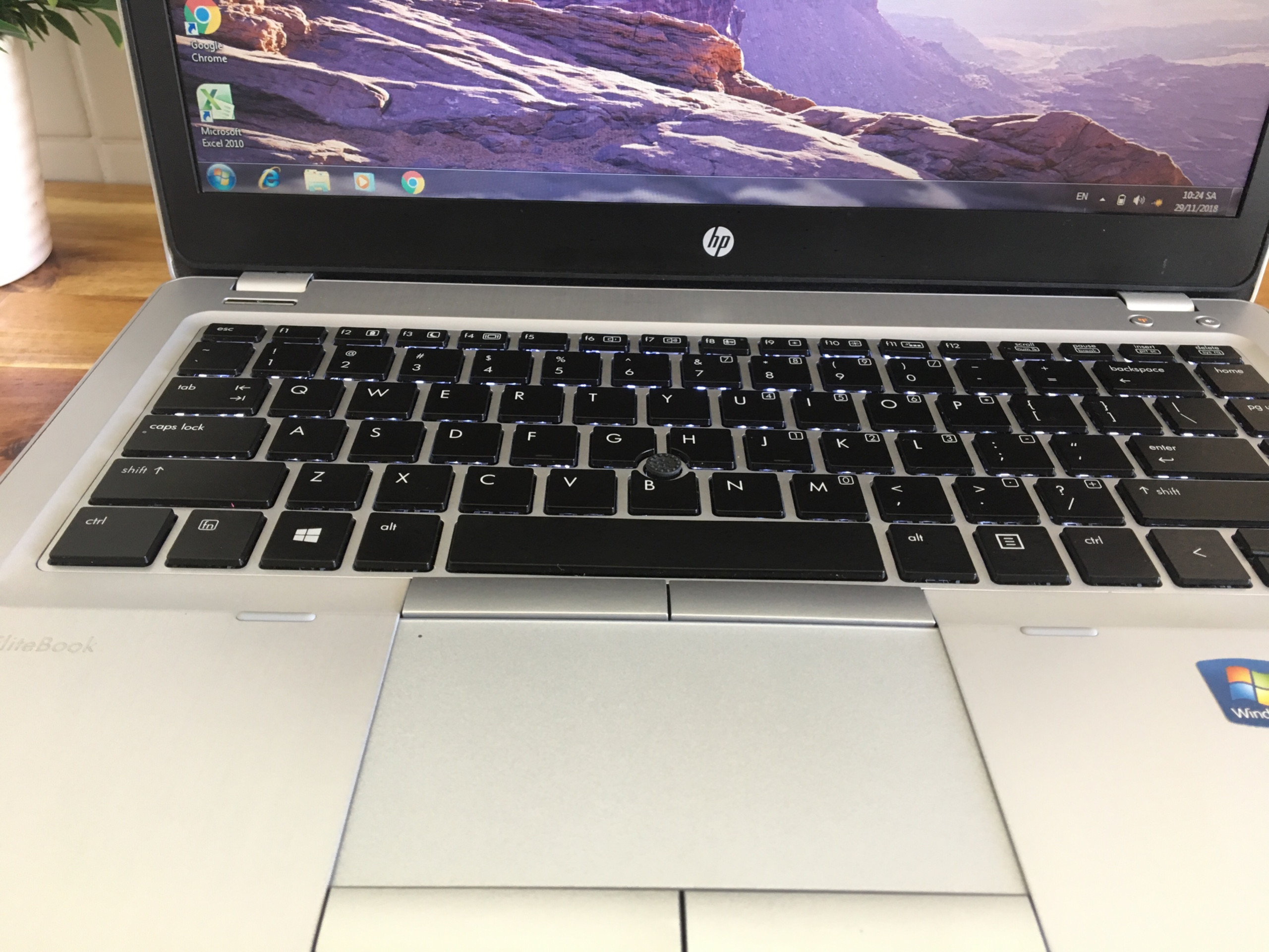 HP Folio 9470M i5 SSD 128GB