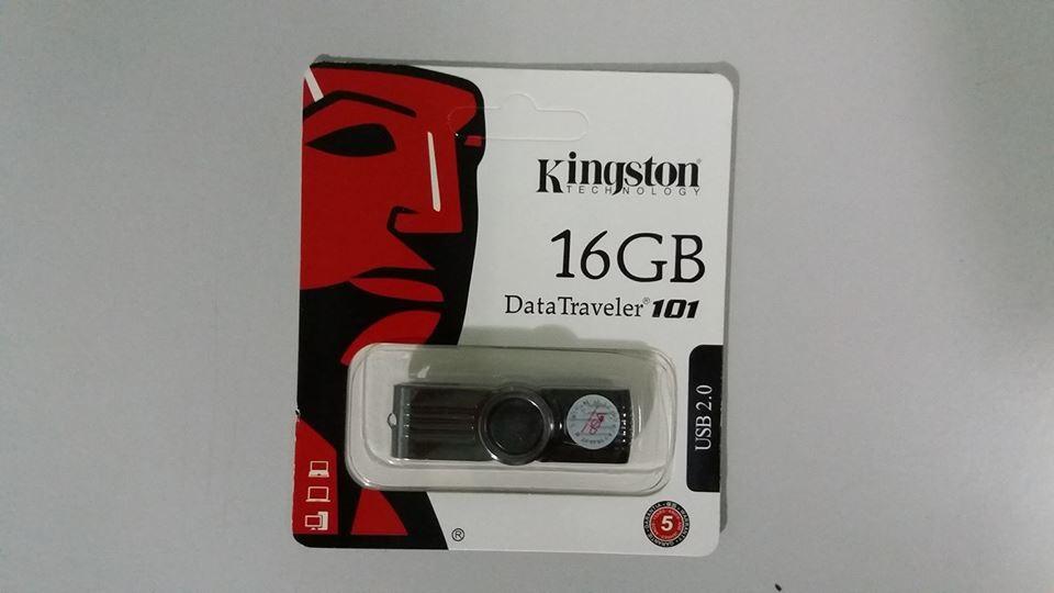 USB Kingston 16GB chính hãng