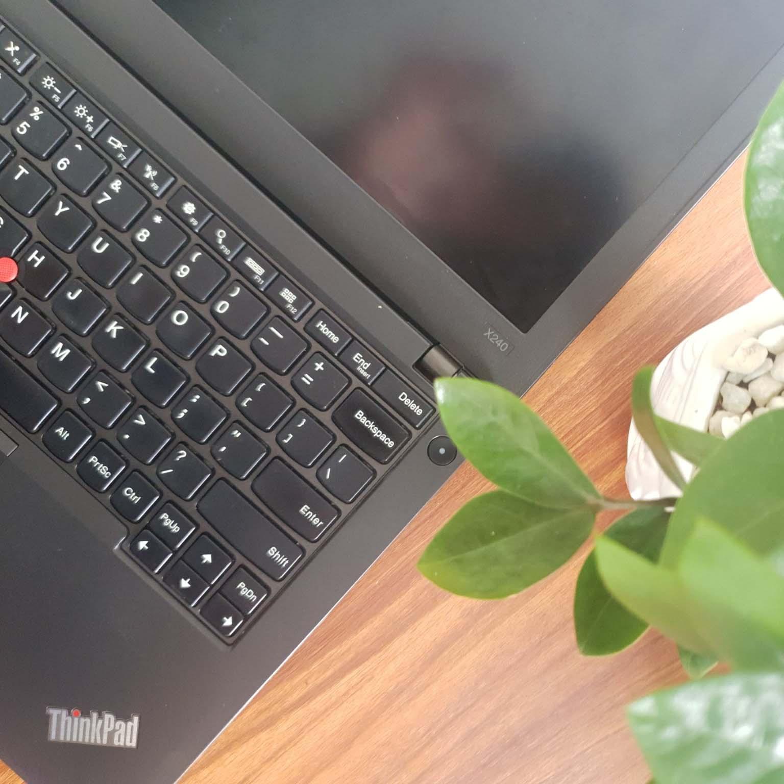 Thinkpad X240 - Đẳng cấp với phiên bản SSD